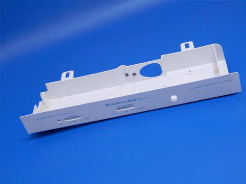 KitchenAid Side By Side Refrigerator KSRS25QGWH01 Control Box & Slides 2172930