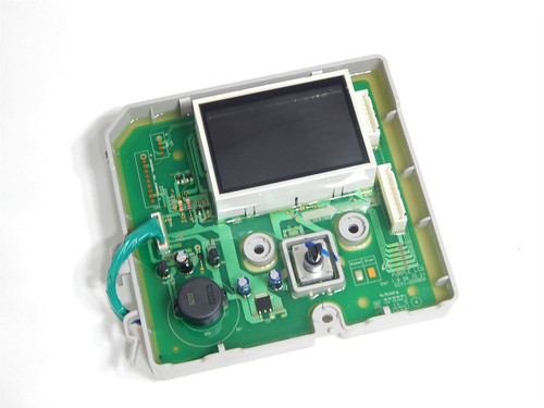 Samsung Front Load Washer WF448AAP XAA LCD Circuit Board DC92-00125A