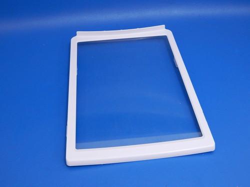 Samsung Side By Side Refrigerator RS277ACBP Freezer Glass Shelf DA67-00515