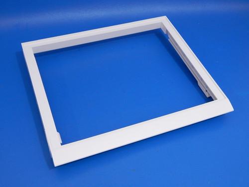 Whirlpool Side/Side Refrigerator ED5LHAXWS00 Lower Crisper Cover Frame 2311726