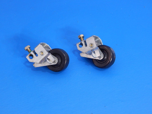 Whirlpool Side By Side Refrigerator ED5LHAXWS00 Front Roller Wheels 2174748