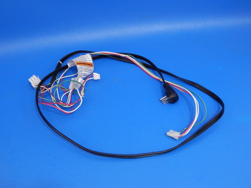 Whirlpool SxSide Refrigerator ED5GVEXVD03 Wall Plug Power Cord Harness 2187783
