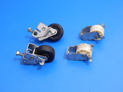 Whirlpool Side By Side Refrigerator ED2KHAXVQ01 Roller Wheels 2174748 4388239