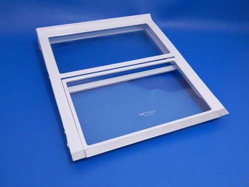 LG 3 Door Bottom Mount Refrigerator LFX31925ST Folding Shelf AHT73234001