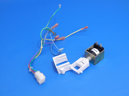 Frigidaire Side By Side Refrigerator FRS26F4CW0 Ice Dispenser Solenoid 241675704