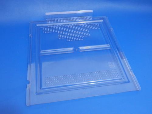 Samsung Side By Side Refrigerator RM255LABP Crisper Drawer Cover DA63-02675A