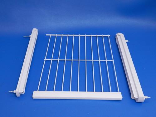Frigidaire Side By Side Refrigerator FRS6LF7JB3 Lower Freezer Shelf 241657602
