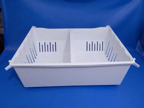 Whirlpool Bottom Mount Refrigerator GI6SARXXF05 Lower Freezer Drawer W10293682