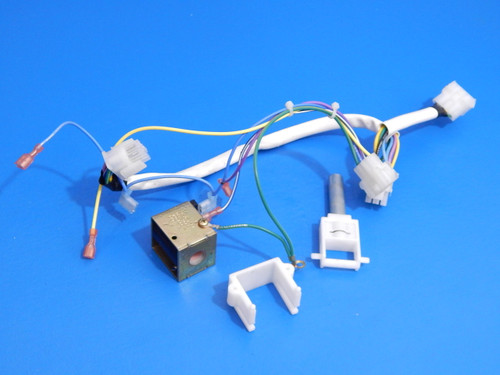 Gibson Side By Side Refrigerator GRS23F5AQ1 Ice Dispenser Solenoid 5304404333