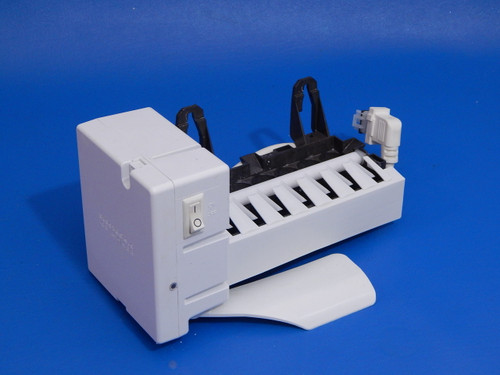 GE Bottom Mount Refrigerator PFSS5NJWA Ice Maker WR30X10087