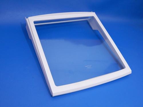 GE Bottom Mount Refrigerator PFSS5NJWA Glass Shelf WR71X10746