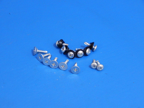 Frigidaire Side By Side Refrigerator FRS6LR5EB2 Door Handle Screws 240521302