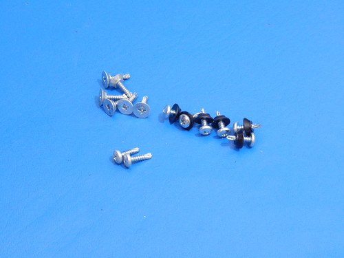 Frigidaire Side By Side Refrigerator FRS23KF5CW3 Door Handle Mounting Screws