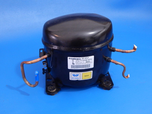 Whirlpool Side/Side Refrigerator ED5VHGXMB10 R134a Embraco Compressor EGY 90HLP