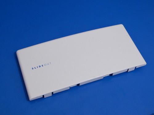 GE Profile SxSide Refrigerator PSI23MGMB Freezer Basket Front Cover WR21X10026