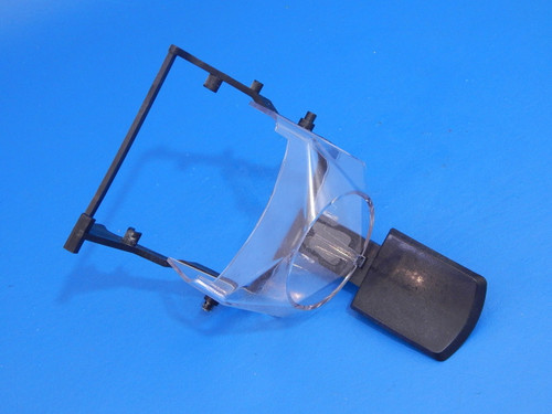 Whirlpool Side By Side Refrigerator ED2KHAXVB01 Ice Dispenser Actuator W10152854