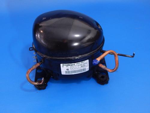 Whirlpool SxSide Refrigerator ED2KHAXVB01 Embraco R134a Compressor EM2Z 70HLT