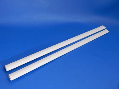 Frigidaire Side By Side Refrigerator FRS23R4AQ6 Lower Door Handle Trim 218811631