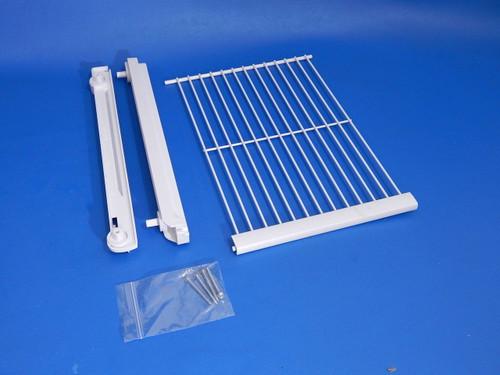 Frigidaire Side By Side Refrigerator FRS23R4AQ6 Freezer Lower Shelf 240338801