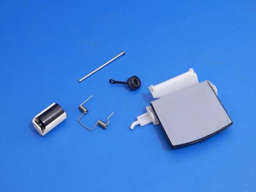 Whirlpool Gold SxSide Refrigerator GS5SHAXNB00 Ice Door & Hinge 2180353 2206423