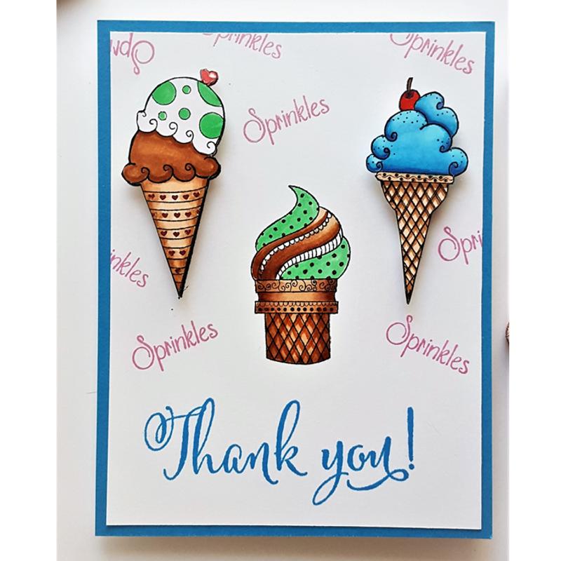 Ice Cream Sugar Cone