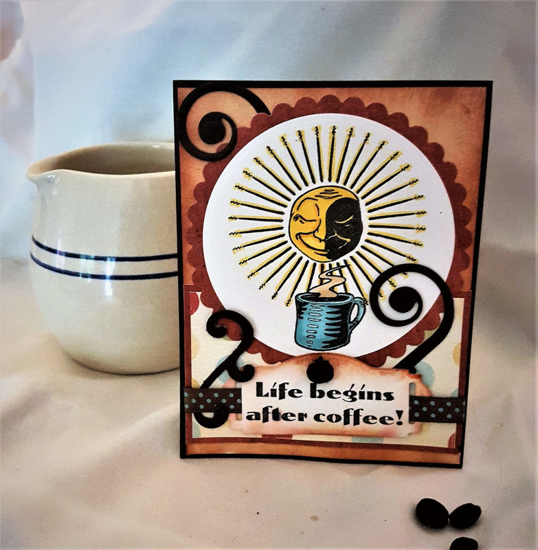 Here is the link to the saying. http://www.sosuzystamps.com/after-coffee/