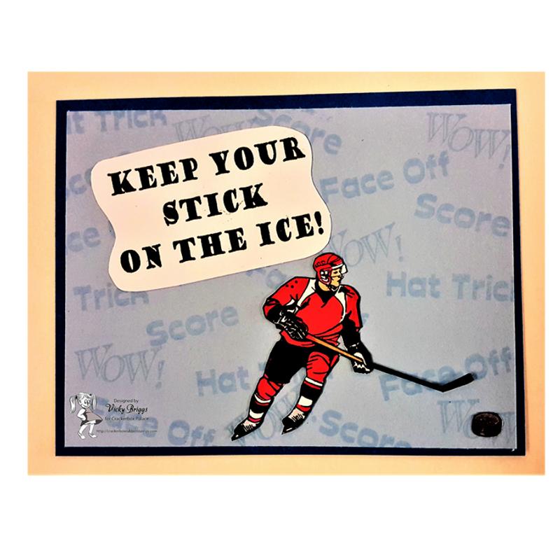 Stick on Ice