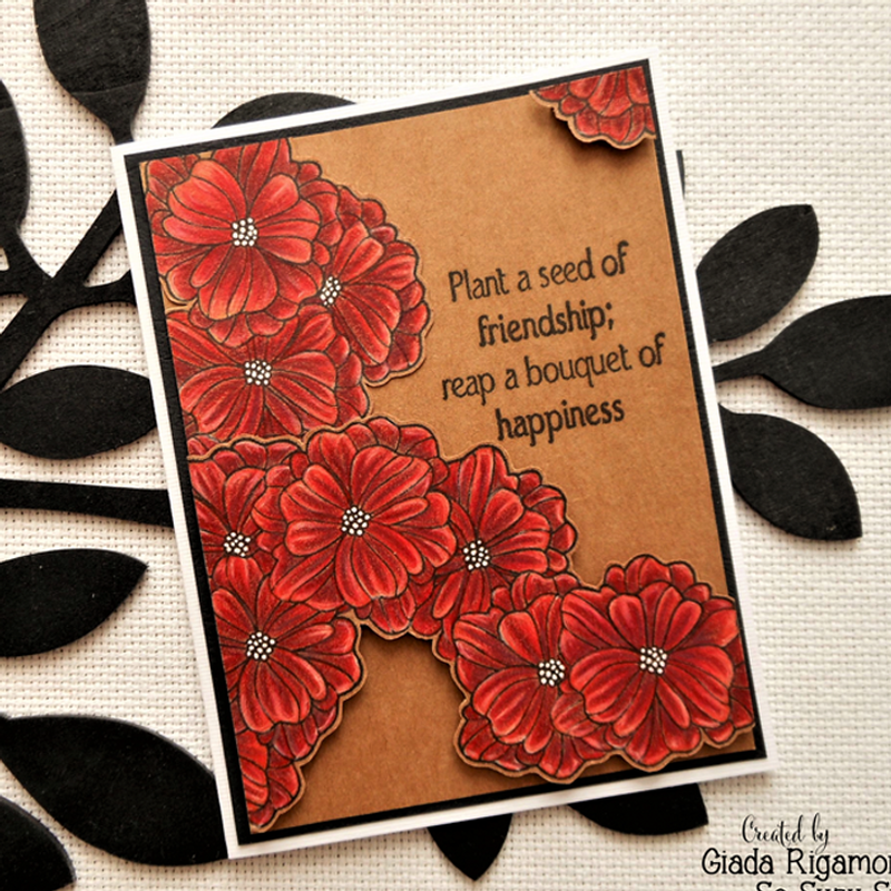 Friendship card by Giada