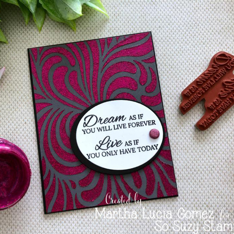 Dream card by Martha