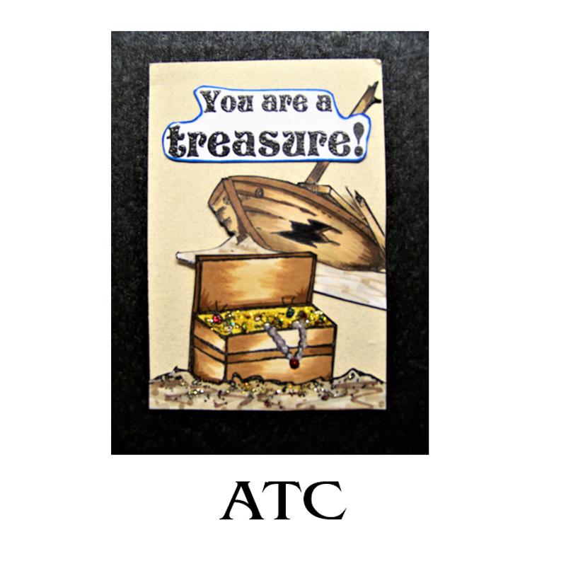 Treasure ATC