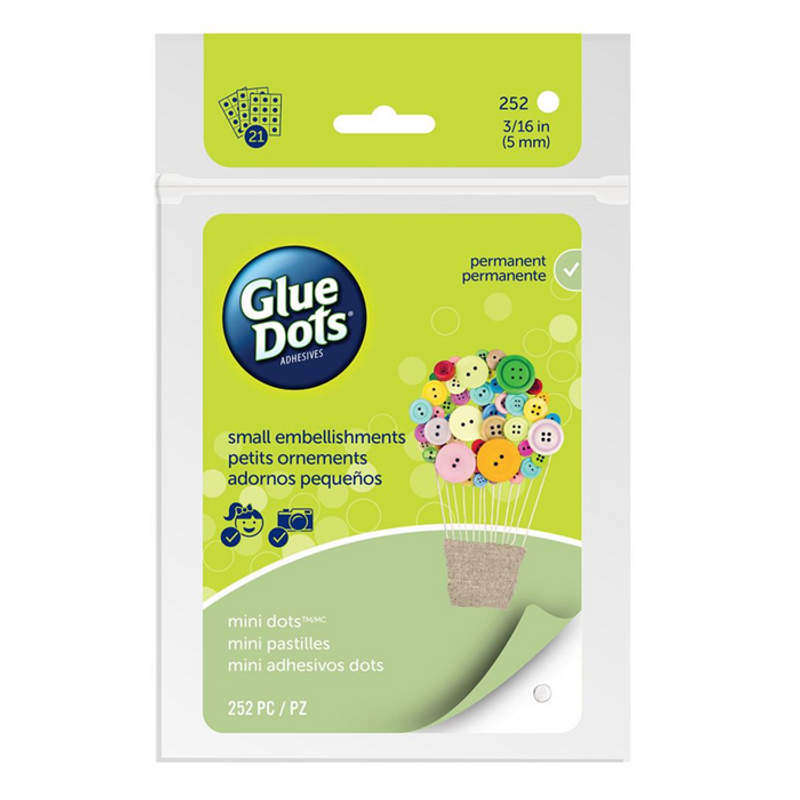 Mini Glue Dots