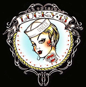 Lucky 13 Brandy T-Shirt
