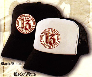 Lucky 13 American Circle Hat