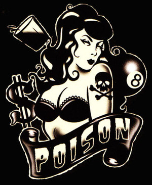 Lucky 13 Poison T-Shirt