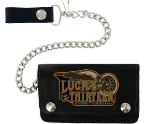 Lucky 13 Vintage Mark Wallet