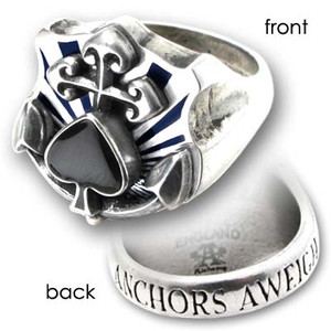 Alchemy Anchors Aweigh Ring