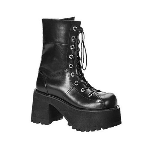 Demonia Ranger Boots - 301 - Polyurethane