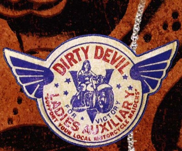 Dirty Devil Moto Maidens Patch