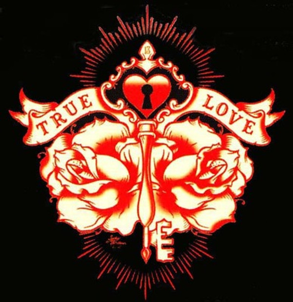 Lucky 13 Love Rose T-Shirt