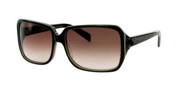 Tres Noir Havana Affair Sunglasses
