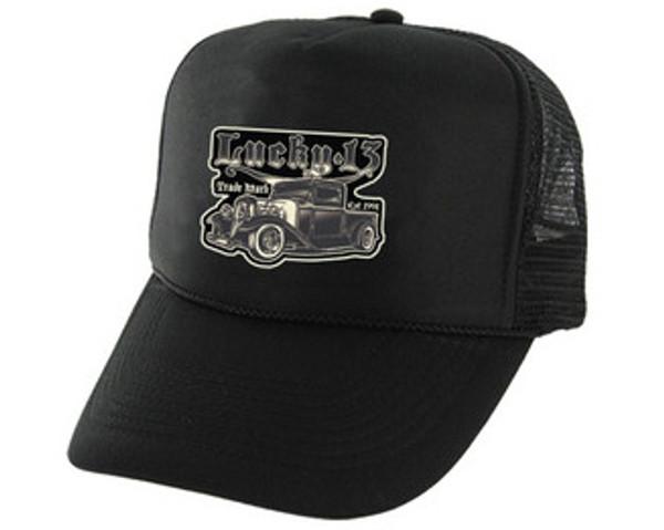 Lucky 13 Von Truck Hat
