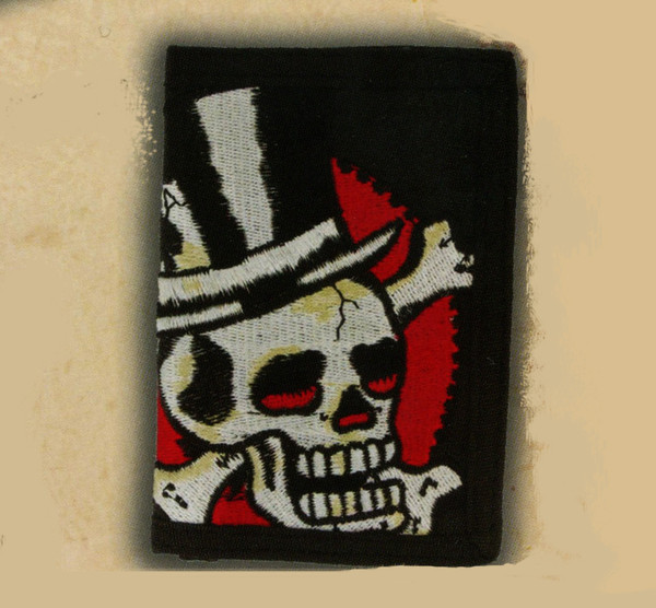Lucky 13 Death Hatter Wallet