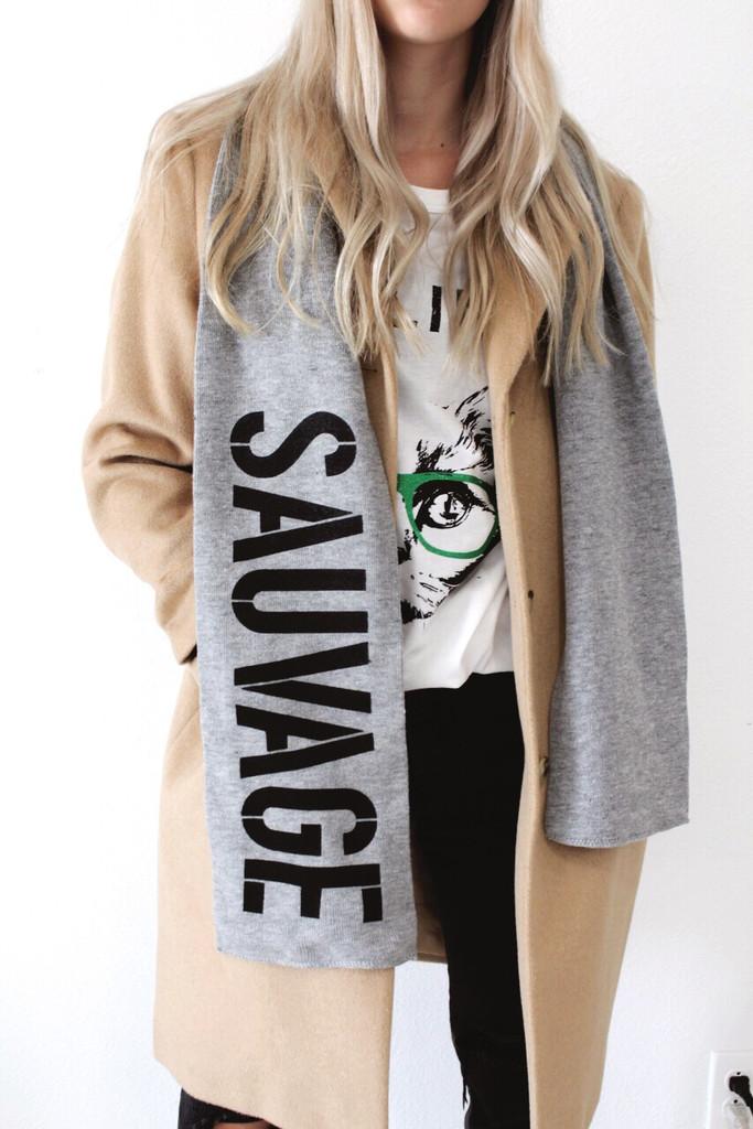 Scarf - Sauvage