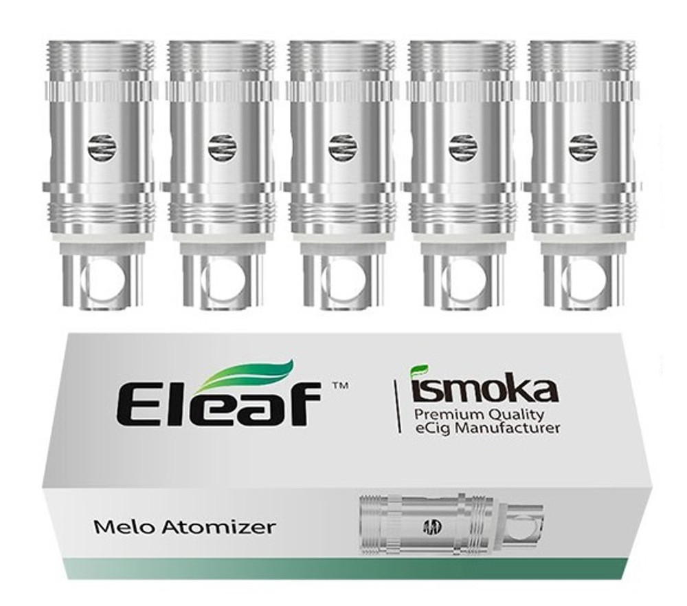 Melo Tank Replacement Coils 5 pack
