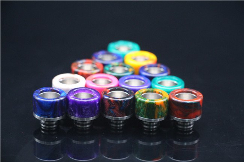510 Resin Drip Tips
