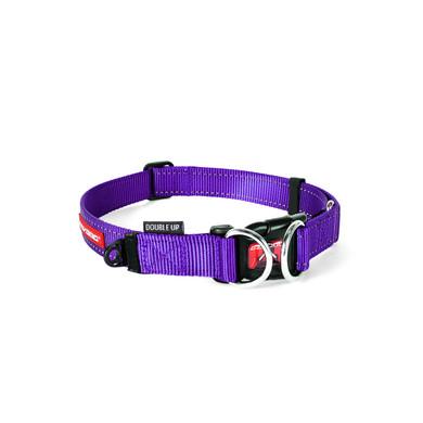 Purple Double Up Collar