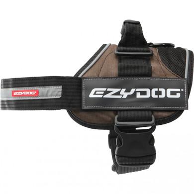 Gold - EzyDog Convert Harness