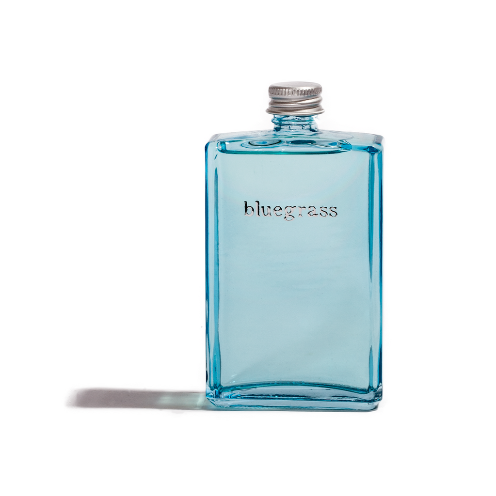 bluegrass, a finely tuned scent