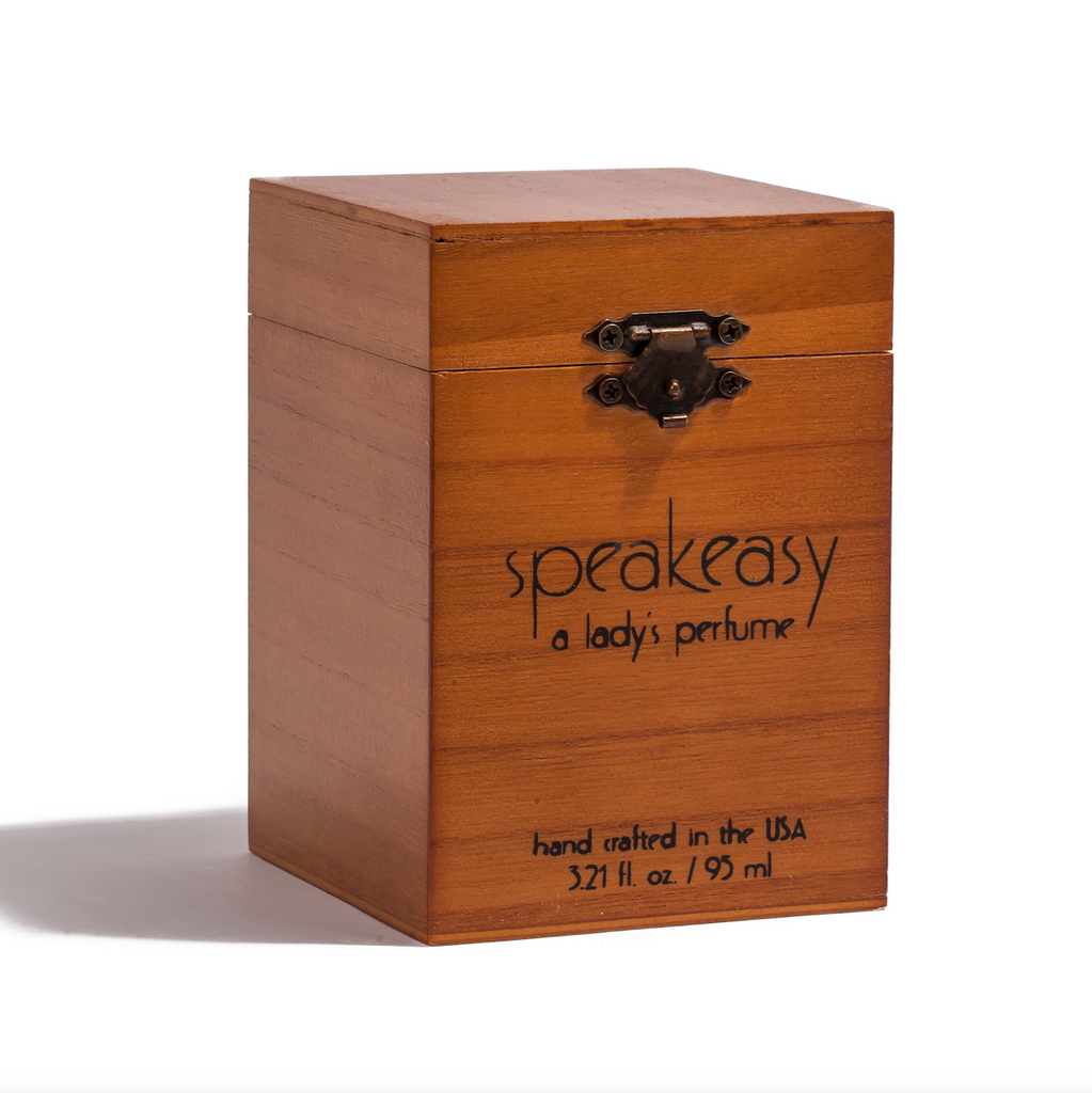 Speakeasy, a lady's perfume