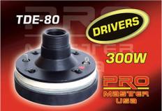 TWEETER DRIVER TDE-80